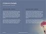Worm`s Eye View of Lighthouse Presentation slide 5