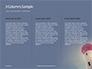 Worm`s Eye View of Lighthouse Presentation slide 6