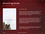 Christmas Greeting Card Background Presentation slide 15