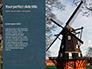 Three Windmills by the Lake Presentation slide 9