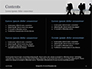 Marines Soldiers Silhouettes Presentation slide 2