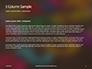 Assorted Color Alphabets Presentation slide 4