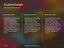 Assorted Color Alphabets Presentation slide 6