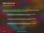 Assorted Color Alphabets Presentation slide 7