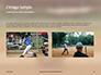 Baseball on Infield Chalk Line Presentation slide 11