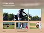 Baseball on Infield Chalk Line Presentation slide 13