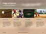 Baseball on Infield Chalk Line Presentation slide 16