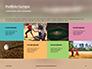 Baseball on Infield Chalk Line Presentation slide 17