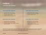 Baseball on Infield Chalk Line Presentation slide 2