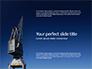 Gray Crane Under Blue Sky Presentation slide 1