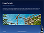 Gray Crane Under Blue Sky Presentation slide 10