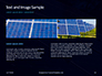 Blue Solar Panels Presentation slide 14