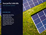 Blue Solar Panels Presentation slide 9