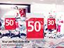 Store Discount Signs Presentation slide 1