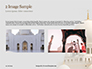 Abu Dhabi Sheikh Zayed White Mosque Presentation slide 11