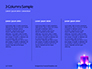 Blue and Purple Candles Presentation slide 6