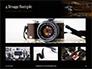 Vintage Photo Camera Beside Photos Presentation slide 13