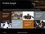 Vintage Photo Camera Beside Photos Presentation slide 17