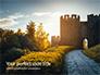 Medieval Fortress Presentation slide 1