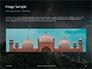 Suleymaniye Mosque under Dramatic Sky Presentation slide 10