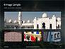 Suleymaniye Mosque under Dramatic Sky Presentation slide 13