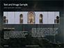 Suleymaniye Mosque under Dramatic Sky Presentation slide 14