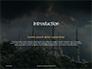 Suleymaniye Mosque under Dramatic Sky Presentation slide 3