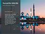 Suleymaniye Mosque under Dramatic Sky Presentation slide 9