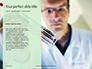 Scientist is Examining Samples of Plants Presentation slide 9