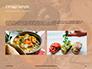 Vegetarian Autumn Pumpkin Cream Soup Presentation slide 11