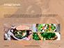 Vegetarian Autumn Pumpkin Cream Soup Presentation slide 12