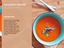 Vegetarian Autumn Pumpkin Cream Soup Presentation slide 9