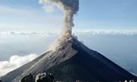 Active Volcano Presentation Presentation Template