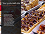 Waffles with Chocolate Topping Presentation slide 9