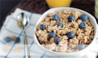 High-Protein Cereal Healthy Breakfast Presentation Presentation Template