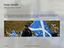 European Union Flag Flying on Downing Street Presentation slide 10