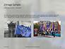 European Union Flag Flying on Downing Street Presentation slide 11