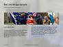 European Union Flag Flying on Downing Street Presentation slide 14