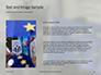 European Union Flag Flying on Downing Street Presentation slide 15