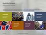 European Union Flag Flying on Downing Street Presentation slide 17