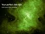 Green Nebulae Presentation slide 1