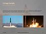 Space Shuttle Lifting Off Presentation slide 11