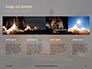 Space Shuttle Lifting Off Presentation slide 16