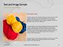 Gray Woolen Yarn Skeins Presentation slide 15