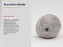 Gray Woolen Yarn Skeins Presentation slide 9
