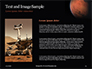 Red Planet Mars Presentation slide 15