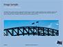 Australian Flag Waving on the Wind Presentation slide 10