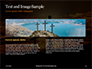 Three Crosses On Hill Presentation slide 14