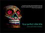 Artsy Skull Presentation slide 1