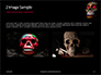 Artsy Skull Presentation slide 11